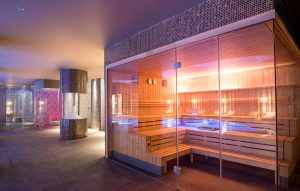Sauna Bio-Spa Victoria