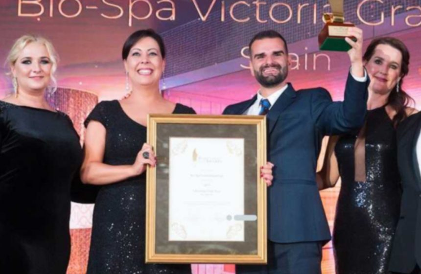'World Luxury Spa Awards' premia la calidad del Bio-Spa Victoria