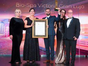 Bio-Spa Entrega de premios World Luxury Spa Awards San Petersburgo
