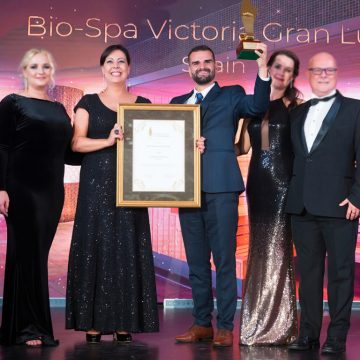 ​Bio-Spa Victoria, premiado como mejor spa del mundo 2019 en los World Luxury Spa Awards