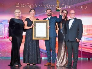 Bio-Spa Entrega de premios World Luxury Spa Awards San Petersburgo