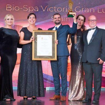 Bio-Spa Victoria, del Grupo Fedola, premiado como mejor spa del mundo