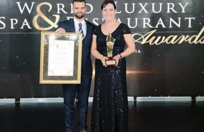 El Bio-Spa del Hotel GF Victoria se corona como mejor del mundo en los World Luxury Spa Awards