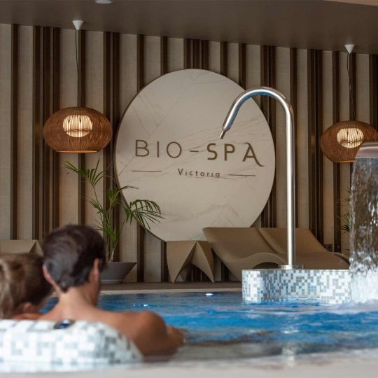 Combined ritual of Spa circuit and relaxing massage